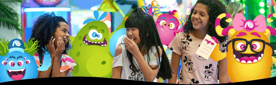 Diversão em casa com a Turma do Play: livros infantis para colorir, histórias e atividades para a criançada