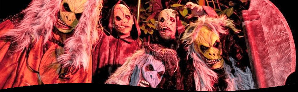 Você se lembra das Noites do Terror do antigo Playcenter? Relembre este evento de arrepiar
