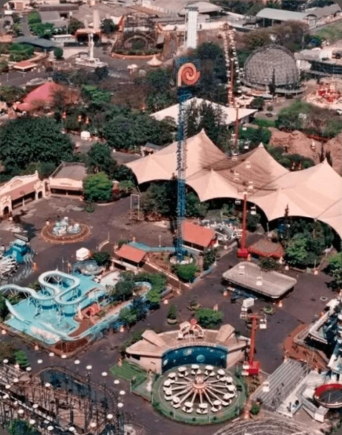 50 anos do Playcenter: qual tipo de frequentador do parque de diversões era você?