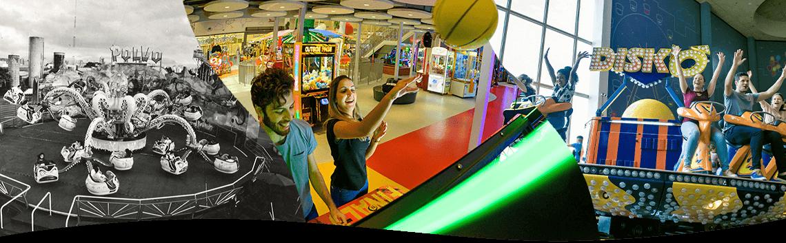 Diversão em família: uma viagem pelo reino do Playcenter